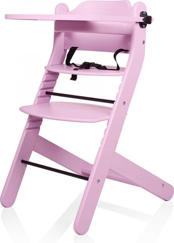 Baninni Meegroei kinderstoel Dolce Mio Pink