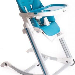 Bo Jungle Kinderstoel B-High Chair Blauw
