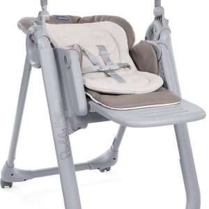 Chicco Polly Magic Relax kinderstoel - grijs