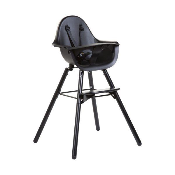 Childhome Evolu 2-in-1 Kinderstoel Zwart