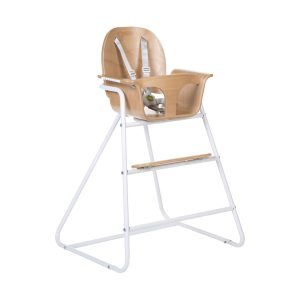 Childhome Ironwood Kinderstoel White
