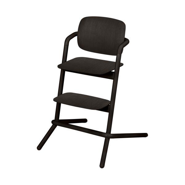 Cybex Lemo Wood Kinderstoel Infinity Black