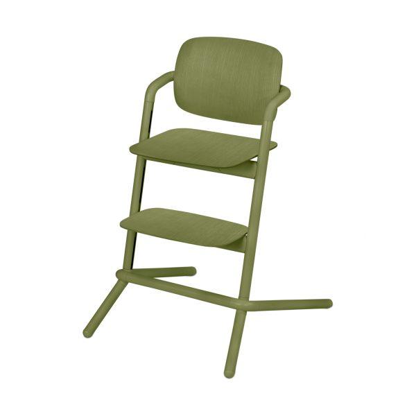 Cybex Lemo Wood Kinderstoel Outback Green