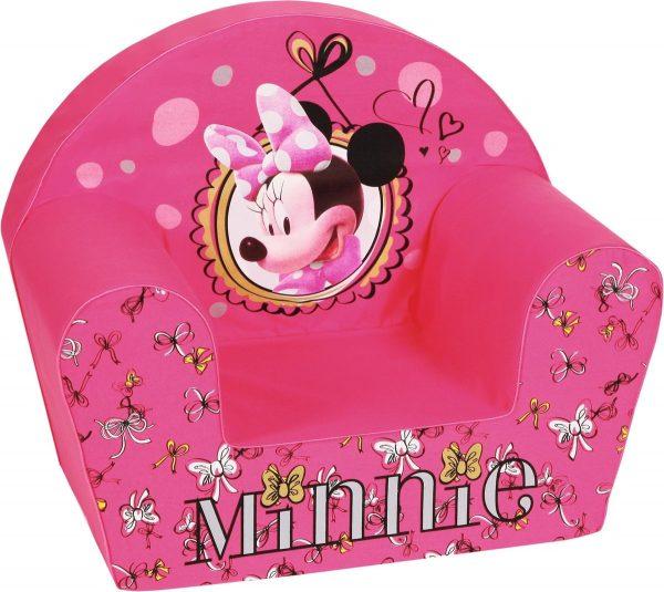Disney Minnie Fashionista Roze Kinderstoel