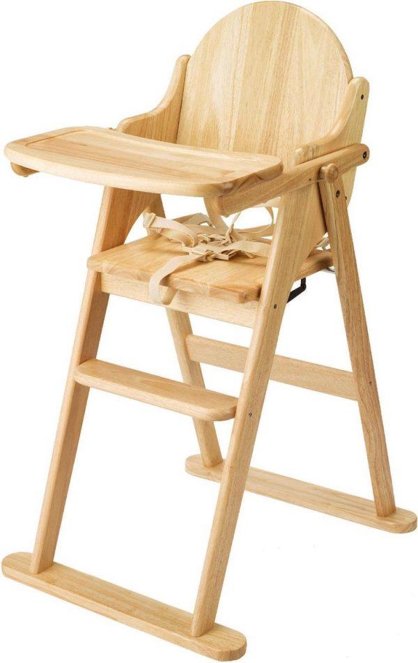 East Coast Inklapbare Kinderstoel - Naturel