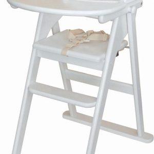 East Coast Inklapbare Kinderstoel - Wit