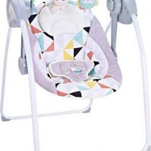 Elektrische babyschommel Chipolino Felicty Slakie, schommelstoel