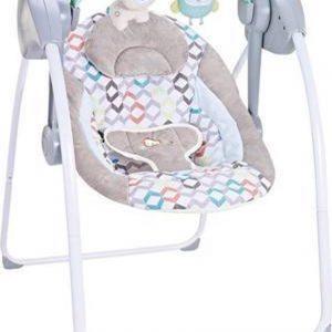 Elektrische babyschommel Chipolino Felicty leeuw, schommelstoel
