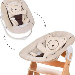 Hauck Alpha Bouncer 2 in 1 Wipstoel - Beige