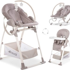 Hauck Sit N Relax 3 in 1 Kinderstoel - Stretch Beige