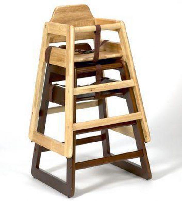 Jippie's High Chair - Kinderstoel - Naturel