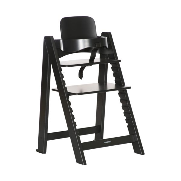 Kidsmill Up! Kinderstoel Incl. Babyset Zwart