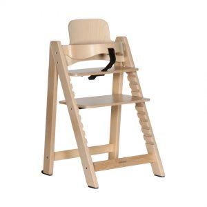 Kidsmill Up! Kinderstoel incl. Babyset Naturel