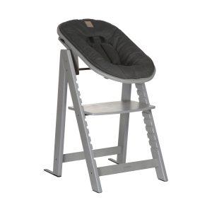 Kidsmill Up! Kinderstoel incl. Babyset + Newbornset Grey Wash