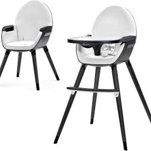 Kinderkraft Kinderstoel FINI - zwart/full