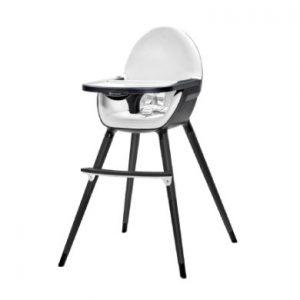 Kinderkraft Kinderstoel Fini Full Black