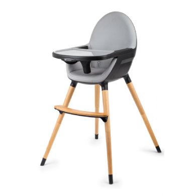 Kinderkraft Kinderstoel Fini donkergrijs