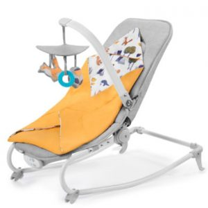 Kinderkraft Wipstoel Felio Forest Yellow