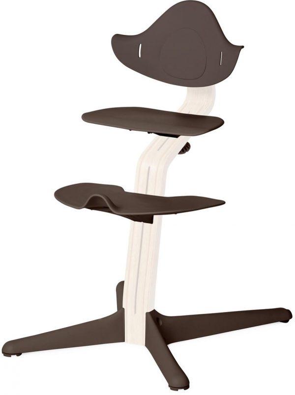 Kinderstoel Highchair Nomi Coffee