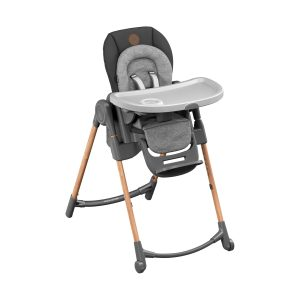 Maxi-Cosi Minla Kinderstoel Essential Graphite