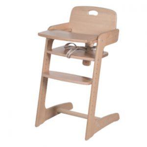 ROBA Kinderstoel Kid Up natuur