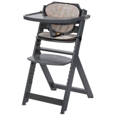 Safety 1st Kinderstoel Timba met Zitkussen Warm Grey