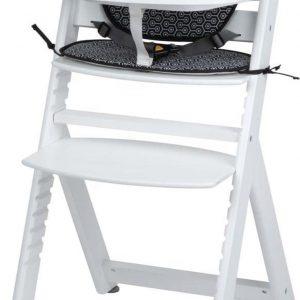 Safety 1st Kinderstoel Timba met kussens wit en grijs
