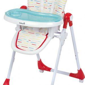 Safety 1st Kiwi Kinderstoel - Kinderstoel - Red Lines