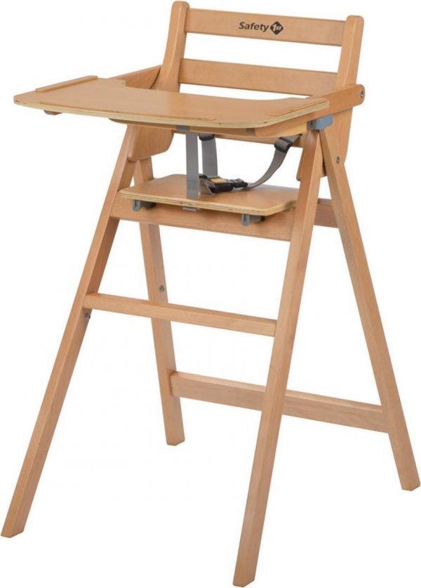 Safety 1st Nordik Kinderstoel - Natural Wood