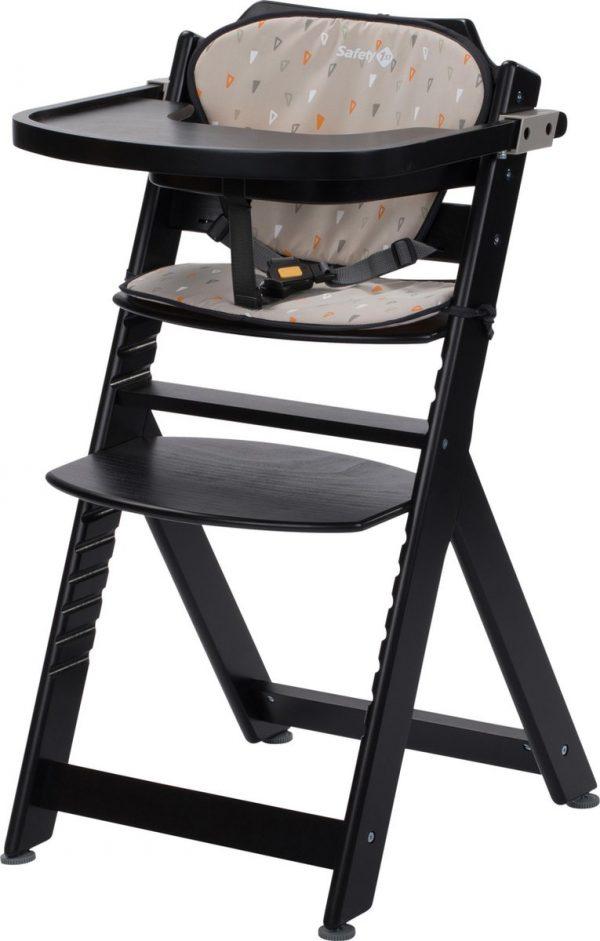 Safety 1st Timba Kinderstoel - Met Kussen - Zwart