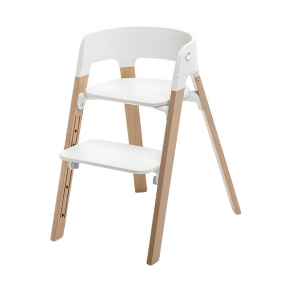Stokke® Steps™ Kinderstoel White