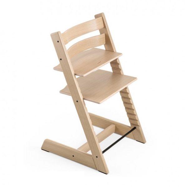 Stokke® Tripp Trapp® Kinderstoel Oak Naturel