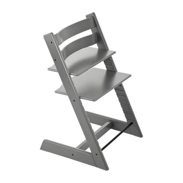 Stokke® Tripp Trapp® Storm Grey Kinderstoel