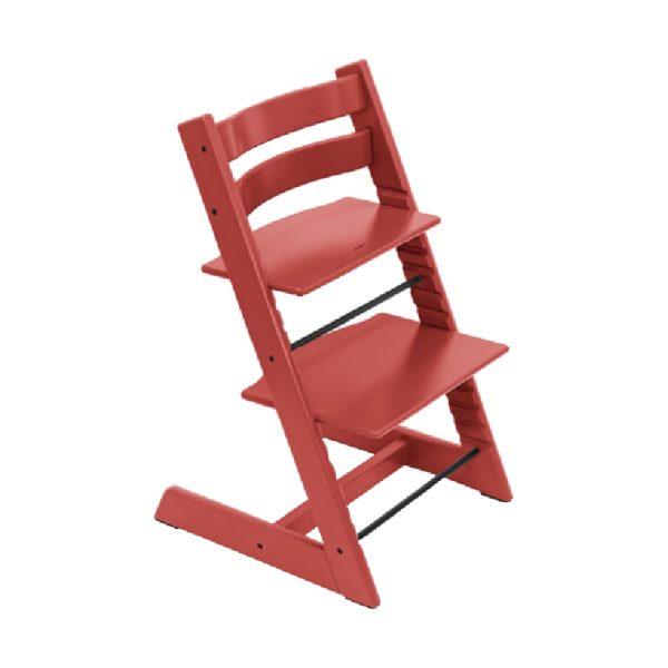 Stokke® Tripp Trapp® Warm Red Kinderstoel