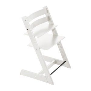 Stokke® Tripp Trapp® Wit Kinderstoel