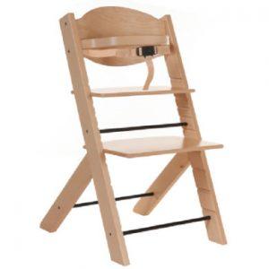 TREPPY Kinderstoel Natuur