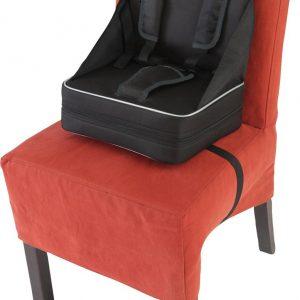 Top Mark Go-Up stoelverhoger - Zwart