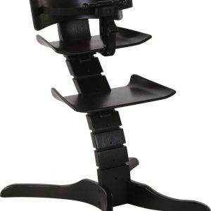 Treppy SPINNY BLACK Kinderstoel
