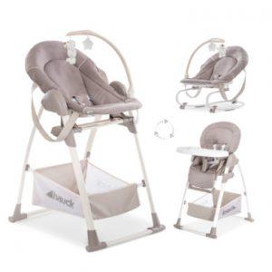 hauck Kinderstoel Sit'n Relax 3 in 1 Stretch Beige