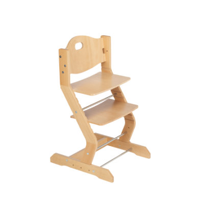 tiSsi® Kinderstoel naturel
