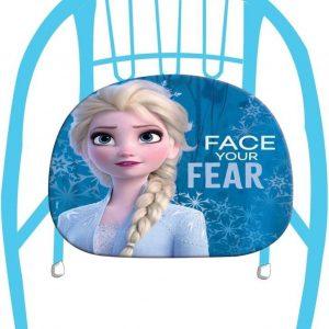 Disney Kinderstoel Frozen Meisjes 36 Cm Staal Blauw