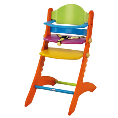 GEUTHER Kinderstoel Swing Funny, beuk massief (2355)