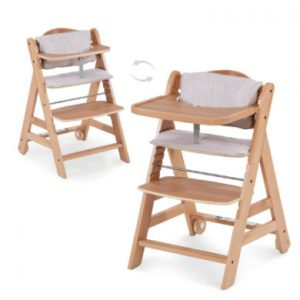HAUCK Kinderstoel Beta Plus natuur