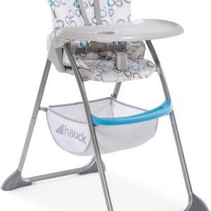 Hauck Sit N Fold Kinderstoel - Circles Blue