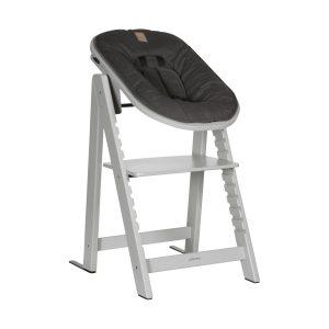 Kidsmill Up! Kinderstoel incl. Babyset + Newbornset Solid Grey