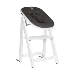 Kidsmill Up! Kinderstoel incl. Babyset + Newbornset Wit