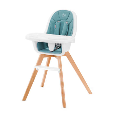 Kinderkraft Kinderstoel Tixi turquoise