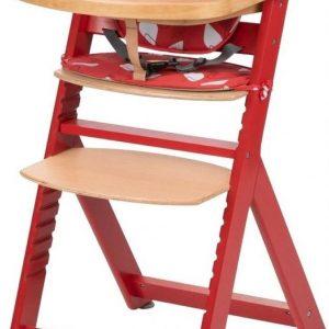 Safety 1st Kinderstoel Timba met kussens - Raspberry Red