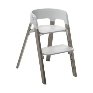 Stokke® Steps™ Kinderstoel Grey - Hazy Grey