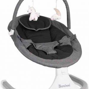 Baninni Baby Swing - Babyschommel - Wipstoel - Rubia - Antraciet